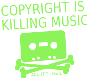 Copyright is killing music!